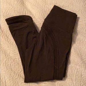 Lululemon olive leggings